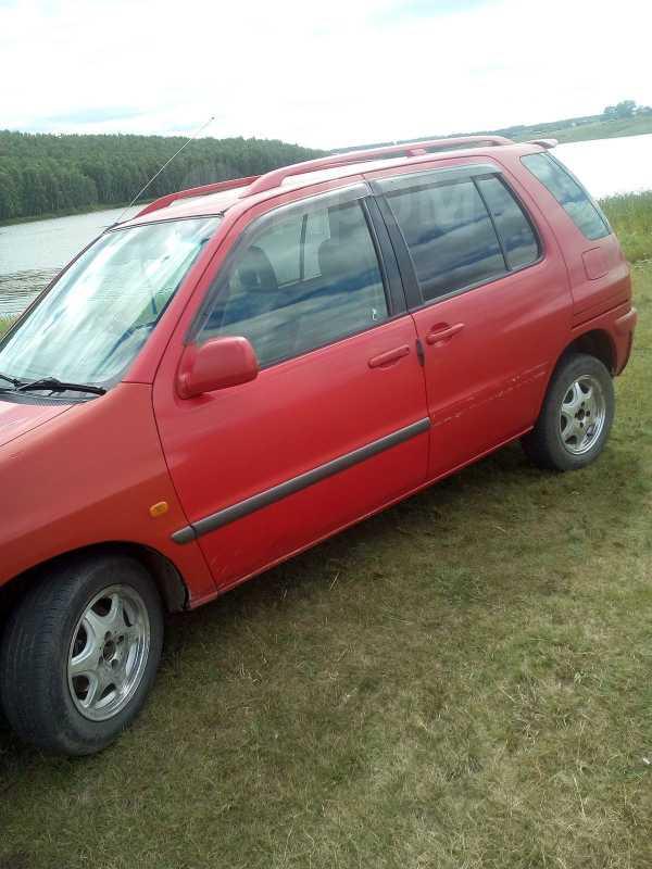 Toyota Raum, 1999 год, 185 000 руб.