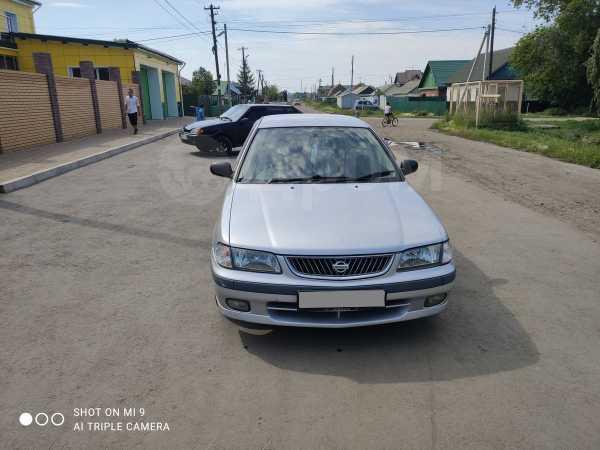 Nissan Sunny, 2002 год, 169 000 руб.