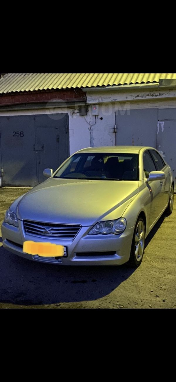 Toyota Mark X, 2007 год, 680 000 руб.