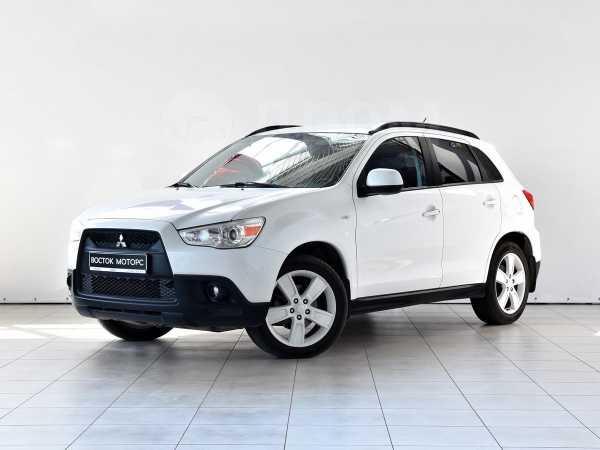 Mitsubishi ASX, 2012 год, 770 000 руб.