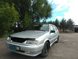 Кызыл 2114 Самара 2007