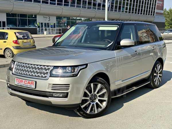 Land Rover Range Rover, 2015 год, 2 500 000 руб.
