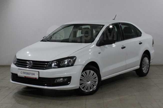 Volkswagen Polo, 2018 год, 615 000 руб.