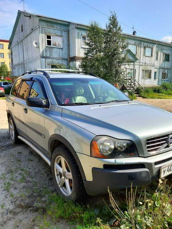 Volvo XC90, 2003 год, 385 000 руб.