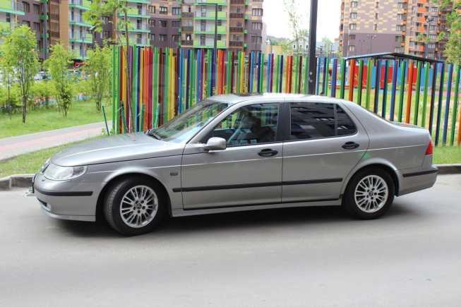 Saab 9-5, 2005 год, 330 000 руб.