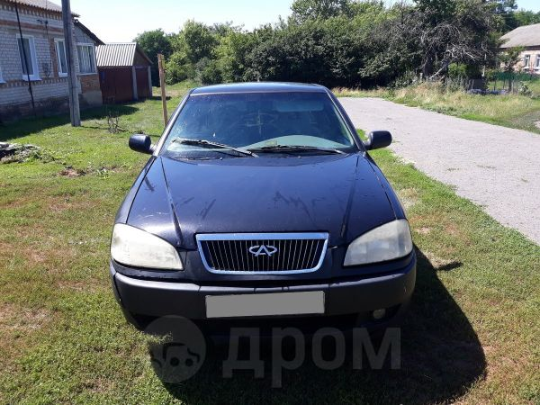 Chery Amulet A15, 2006 год, 60 000 руб.