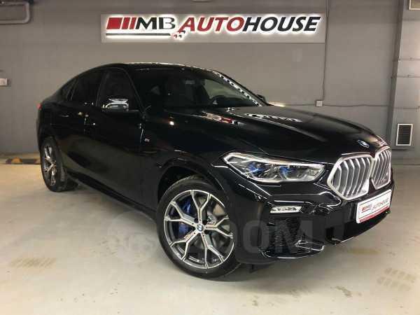 BMW X6, 2020 год, 6 898 000 руб.
