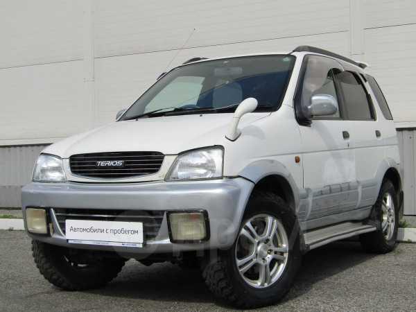 Daihatsu Terios, 1998 год, 185 000 руб.