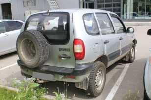 Пермь Niva 2003