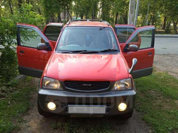 Daihatsu Terios, 1997 год, 280 000 руб.
