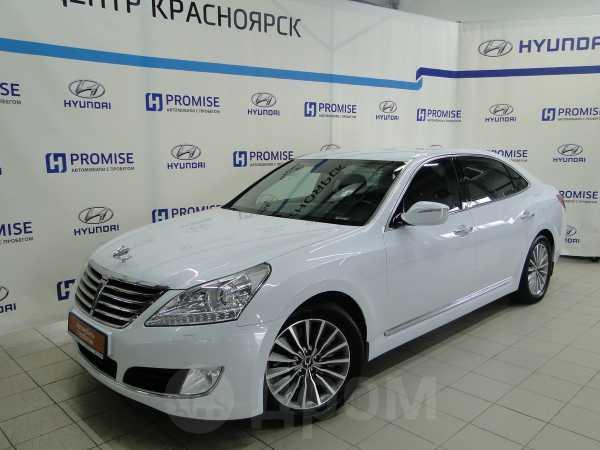 Hyundai Equus, 2014 год, 1 295 000 руб.