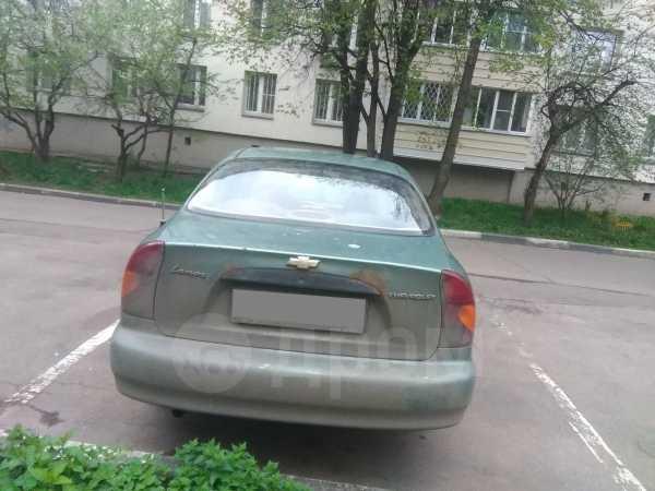 Chevrolet Lanos, 2008 год, 49 000 руб.