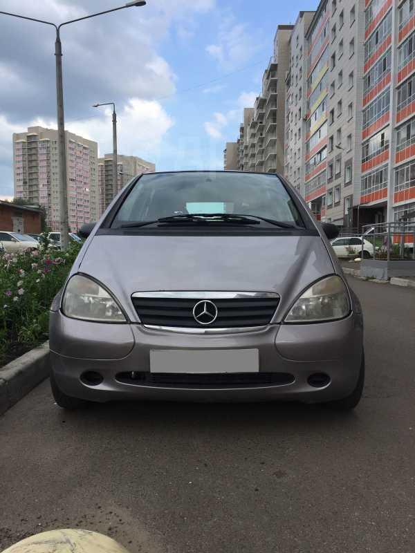 Mercedes-Benz A-Class, 2000 год, 150 000 руб.