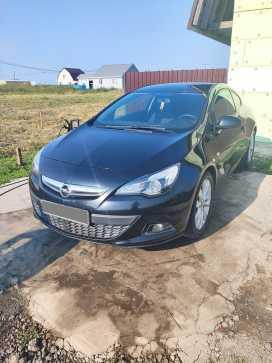 Тюмень Astra GTC 2012