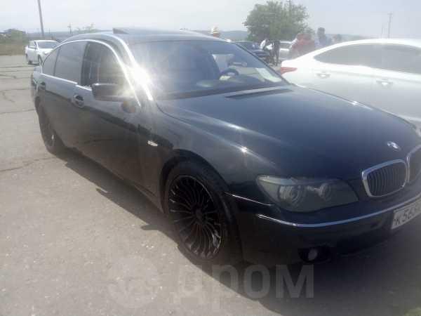 BMW 7-Series, 2007 год, 500 000 руб.