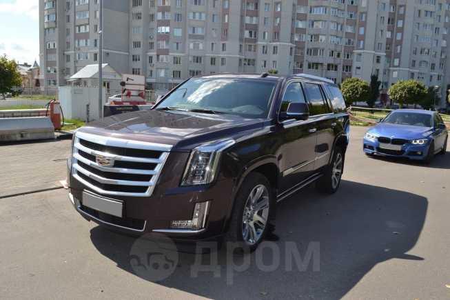 Cadillac Escalade, 2015 год, 3 000 000 руб.