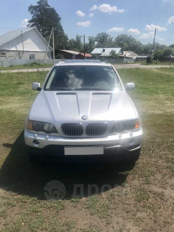 BMW X5, 2002 год, 520 000 руб.