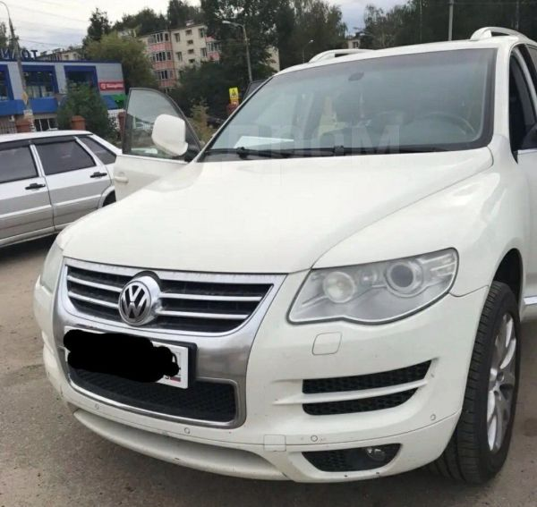 Volkswagen Touareg, 2008 год, 1 000 000 руб.