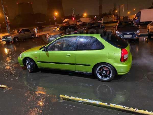 Honda Civic, 2000 год, 150 000 руб.