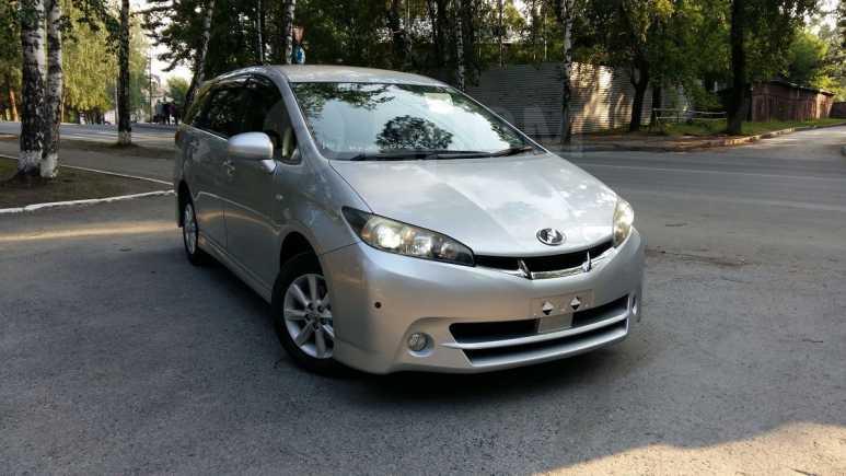 Toyota Wish, 2010 год, 890 000 руб.