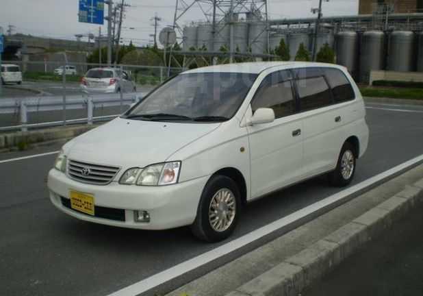 Toyota Gaia, 2004 год, 280 000 руб.