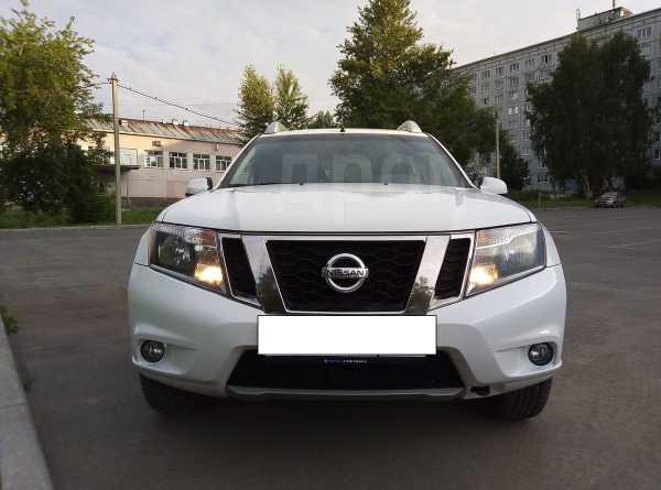 Nissan Terrano, 2017 год, 895 000 руб.