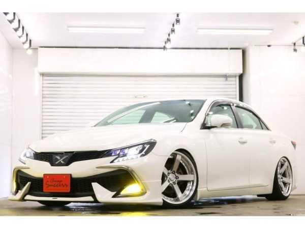 Toyota Mark X, 2013 год, 630 000 руб.