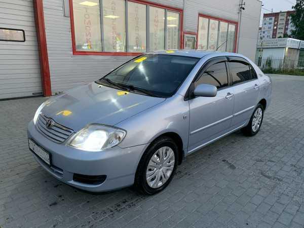 Toyota Corolla, 2005 год, 470 000 руб.