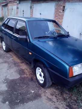 Краснодар 21099 1999