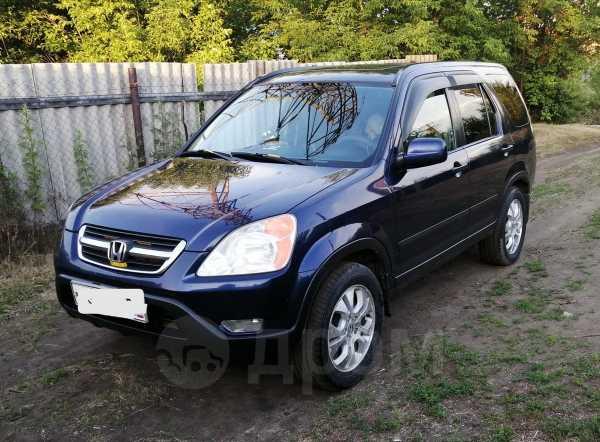 Honda CR-V, 2002 год, 499 999 руб.