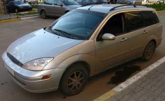Ульяновск Ford Focus 2004