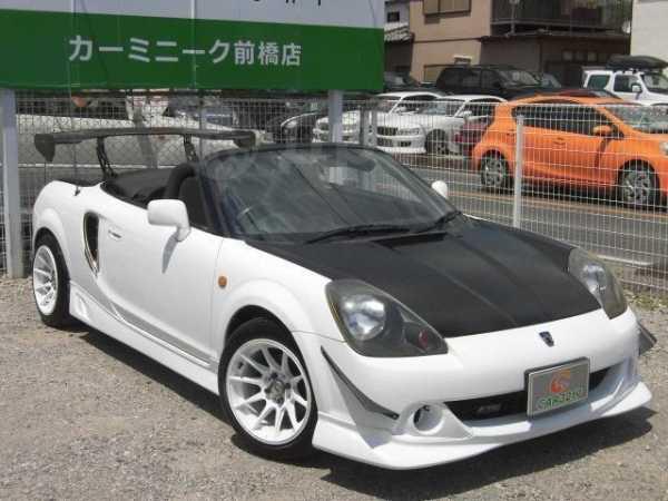Toyota MR-S, 1999 год, 290 000 руб.