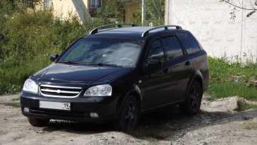 Саяногорск Lacetti 2008