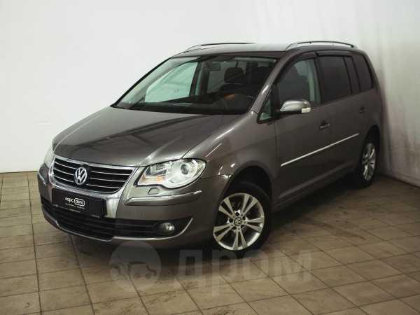 Volkswagen Touran, 2008 год, 405 000 руб.
