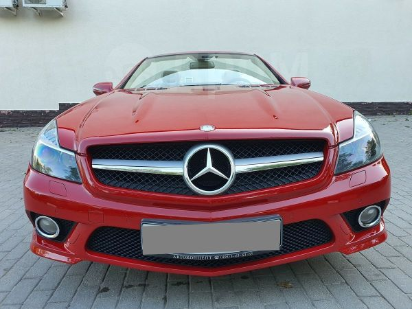 Mercedes-Benz SL-Class, 2009 год, 2 300 000 руб.