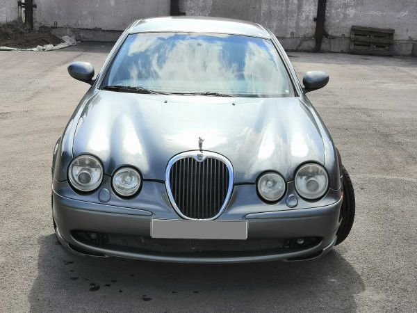 Jaguar S-type, 2002 год, 350 000 руб.
