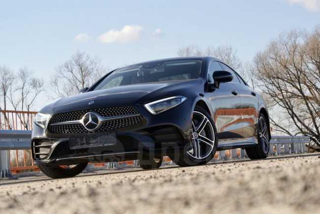 Mercedes-Benz CLS-Class, 2019 год, 4 150 000 руб.