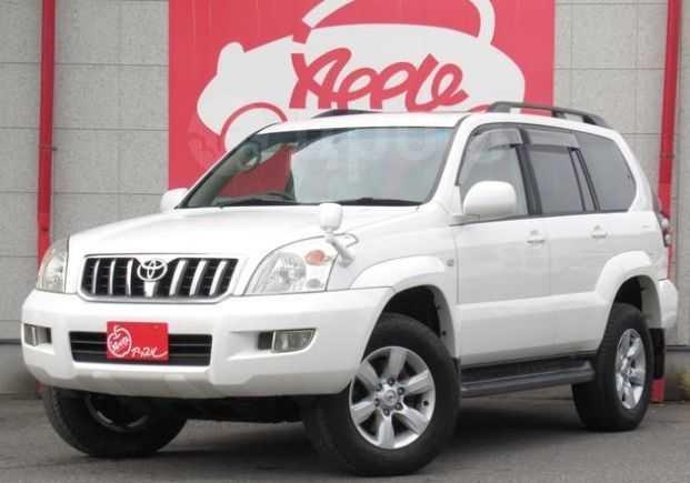 Toyota Land Cruiser Prado, 2005 год, 580 000 руб.