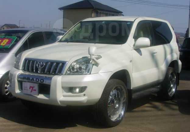 Toyota Land Cruiser Prado, 2005 год, 400 000 руб.