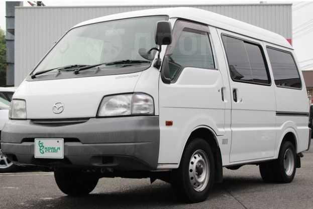 Mazda Bongo, 2006 год, 280 000 руб.