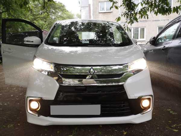 Mitsubishi ek Custom, 2015 год, 450 000 руб.