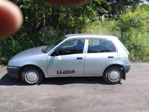 Toyota Starlet, 1996 год, 110 000 руб.