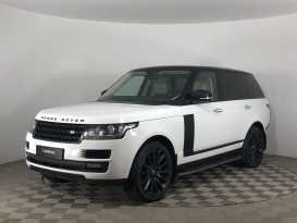 Санкт-Петербург Range Rover 2015
