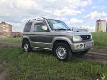 Красноярск Pajero Mini 2002