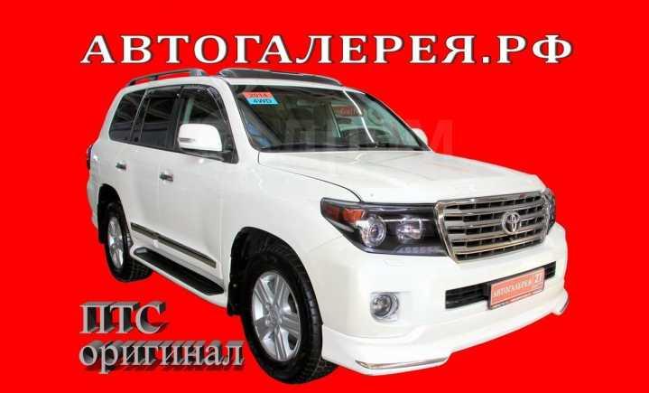 Toyota Land Cruiser, 2014 год, 2 698 000 руб.