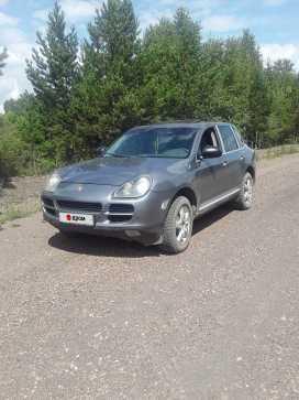 Новокузнецк Cayenne 2003