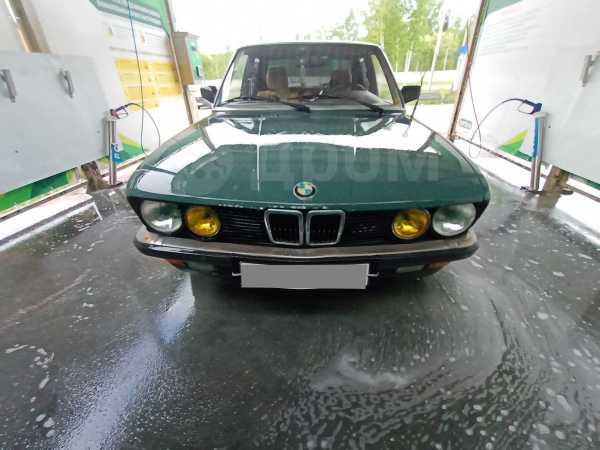 BMW 5-Series, 1984 год, 110 000 руб.