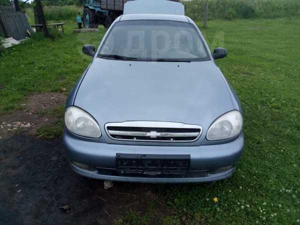 Chevrolet Lanos, 2008 год, 50 000 руб.