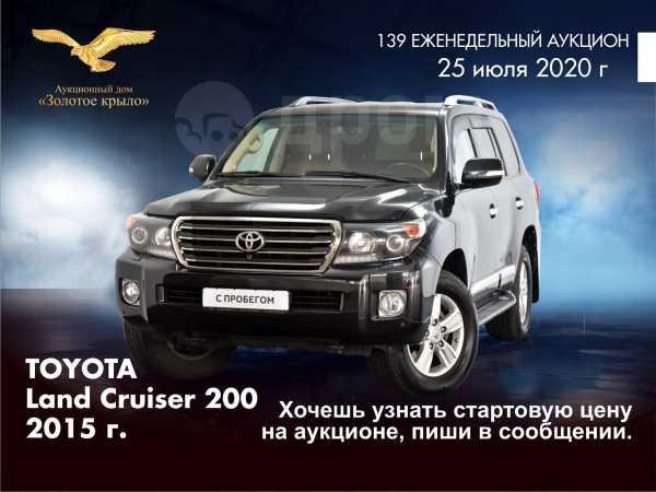 Toyota Land Cruiser, 2015 год, 2 425 500 руб.