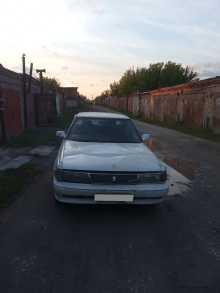 Бердск Chaser 1989